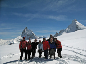 Haute Route Col de Valpeline